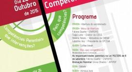 Coloquio CPCJ Salvaterra - COMPETENCIAS PATERNAIS_28.10.2015