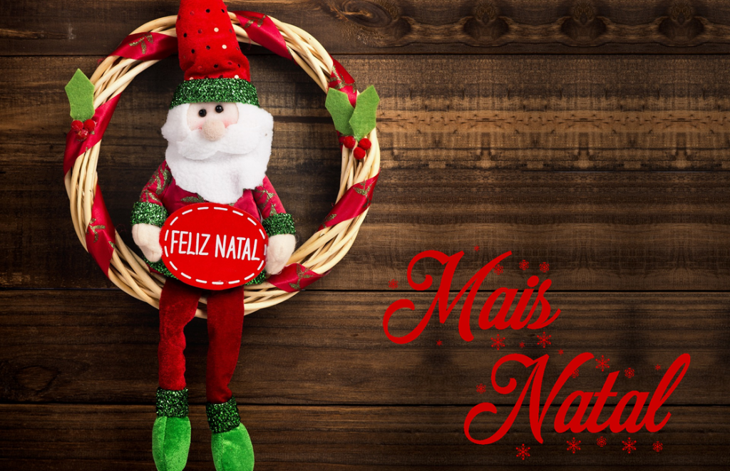 Logo Mais Natal evento site